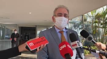 Ministro da Saúde disse em Brasília que até o período em questão todos os brasileiros estarão vacinados contra a Covid-19