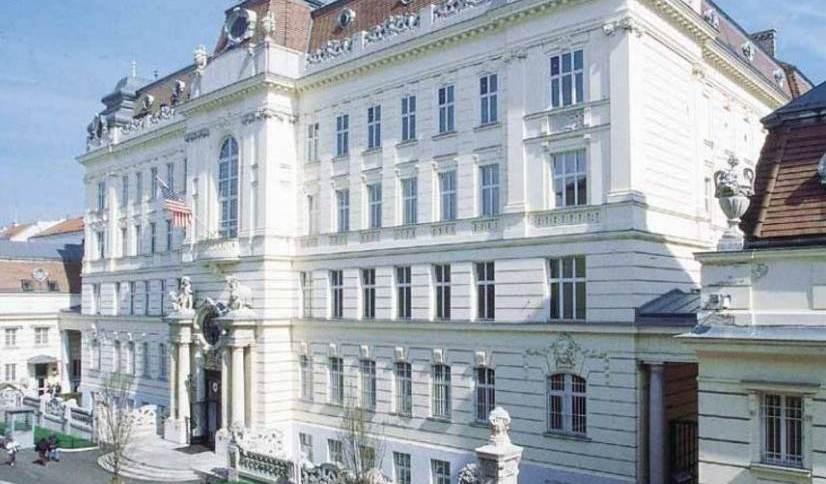 Embaixada dos EUA em Viena, Áustria