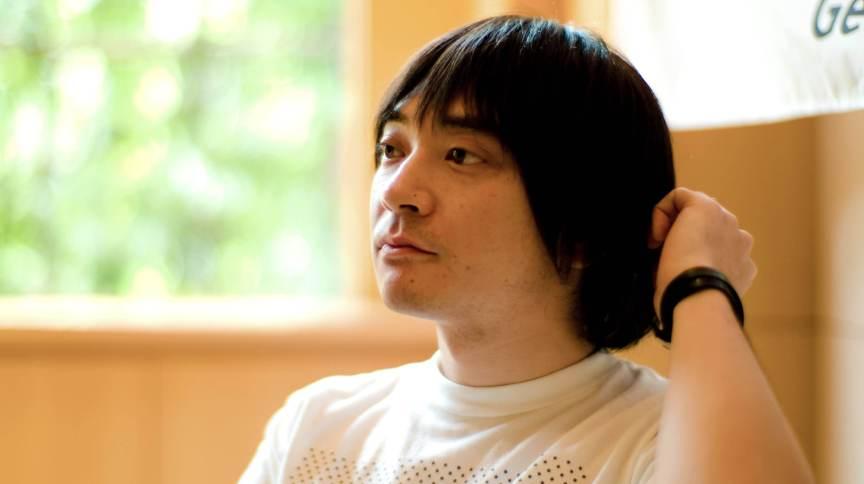 O músico Keigo Oyamada, conhecido como Cornelius