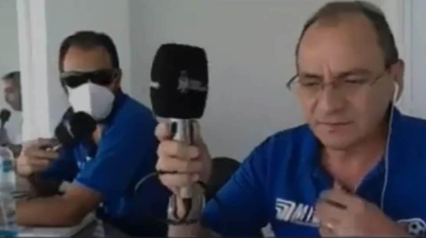 Radialistas que teceram comentários racistas contra jogador Celsinho