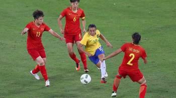 Partida contra a China está marcada para 5h da manhã, na cidade de Miyagi; seleção enfrentará também Holanda e Zâmbia na fase classificatória dos Jogos