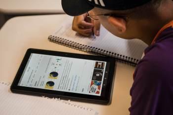 Ao todo, 86% das escolas do país, entre públicas e privadas, registraram problemas por falta de dispositivos para o ensino remoto