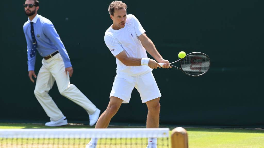 Diagnosticado com apendicite, o tenista brasileiro Bruno Soares está fora da Oli