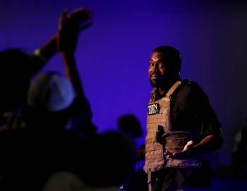 O rapper de 44 anos estreará seu disco na quinta-feira em um evento em Atlanta, que será transmitido por streaming ao vivo