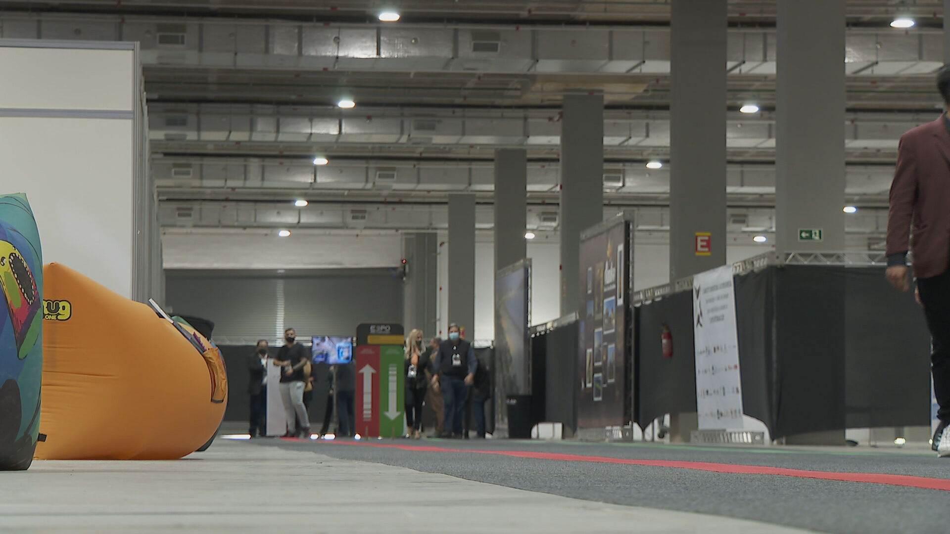 Primeiro evento-teste para a retomada econômica em São Paulo ocorreu em Santos