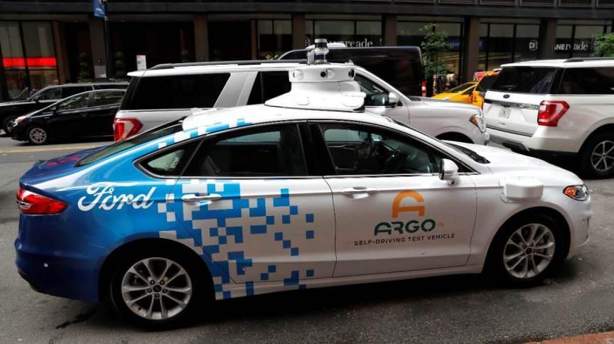 táxis robôs