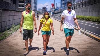 Depois do futebol, é a vez de remo e tiro com arco terem presença brasileira ainda antes da abertura oficial, marcada para sexta-feira (23)