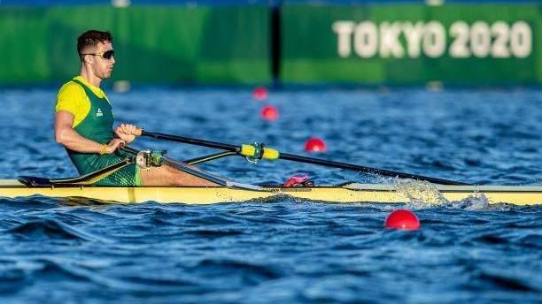 Lucas Verthein é o representante brasileiro no remo nas Olimpíadas 2020