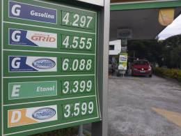 Atualmente, MP determina que um posto associado a um distribuidor só pode vender o combustível desse único fornecedor
