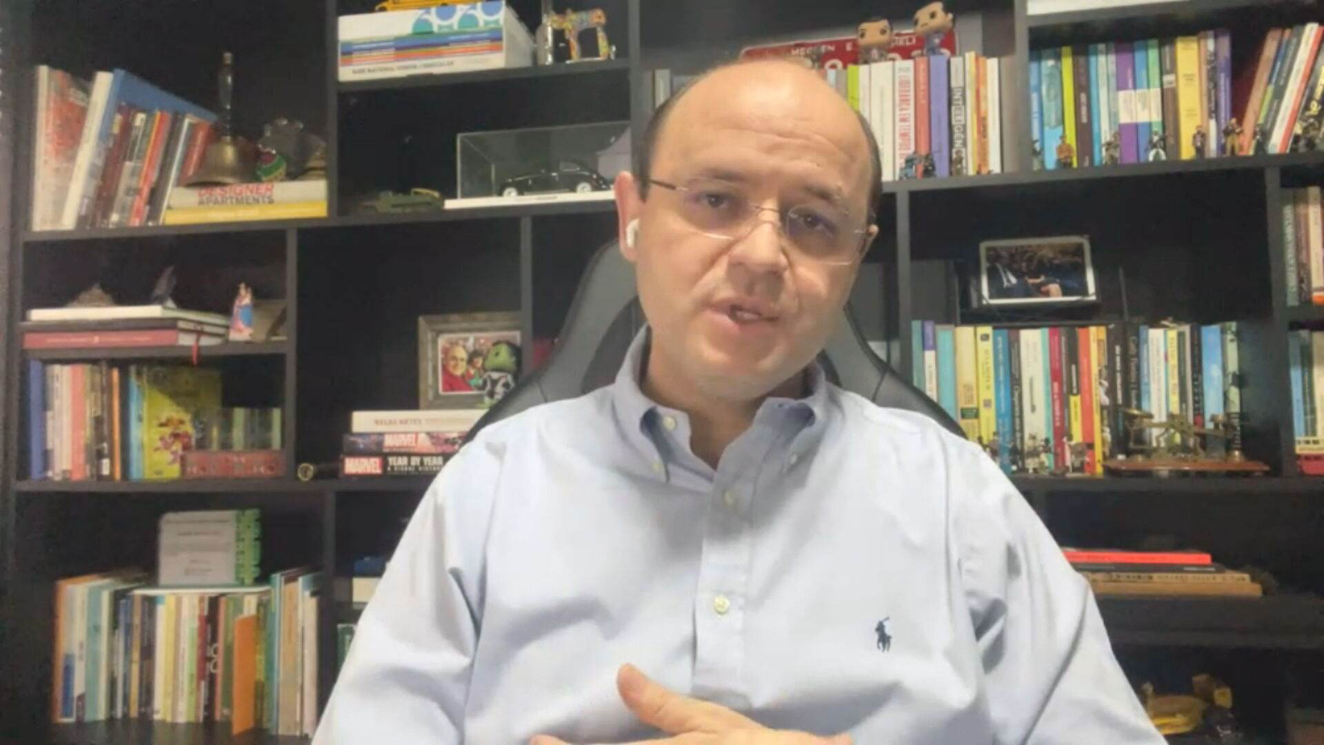 Rossieli Soares, secretário estadual de Educação de São Paulo