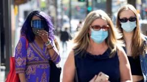 Uso de máscara em locais abertos deixa de ser obrigatório em Buenos Aires