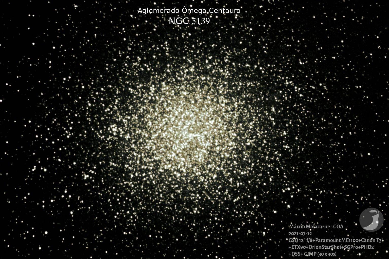 Imagens captadas pelo telescópio Remoto do Espírito Santo/Divulgação
