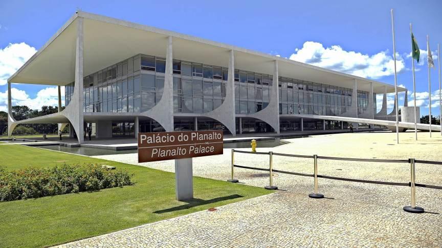 Casa Civil fica instalada na sede do Palácio do Planalto, em Brasília