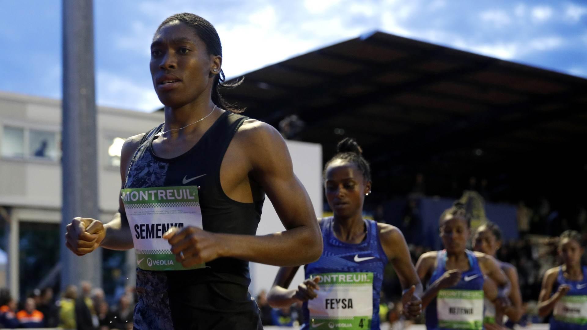 Campeã olímpica Caster Semenya é caso mais conhecido sobre regulamentos DDS