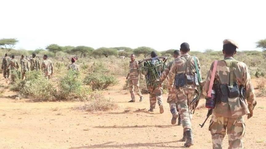 Ofensiva do exército somali na região sul do país mata 17 terroristas