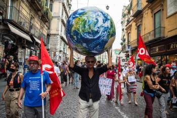 """""""Mudanças climáticas são a principal ameaça de saúde que a humanidade enfrenta"""", afirma relatório de agência sanitária da Organização"""
