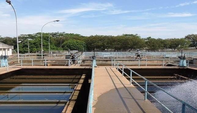 Unidade da Aegea Saneamento em Teresina, Piauí