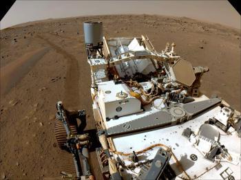 """Este ano, a conjunção solar de Marte ocorre entre 2 e 16 de outubro. """"Cada missão recebeu algum dever de casa para fazer até que tenham notícias nossas novamente"""", diz a Nasa"""