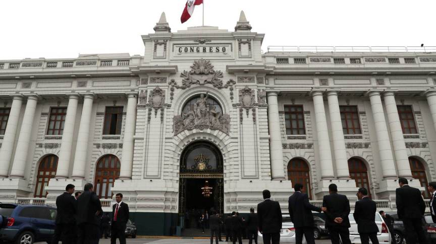 Congresso do Peru em Lima