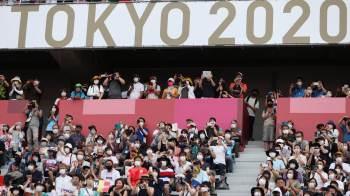Prova de estrada terminou no circuito Autódromo de Fuji, na prefeitura de Shizuoka – uma das três no país que terão espectadores durante as competições