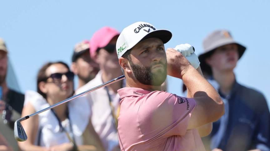 O espanhol Jon Rahm, nº1 do golfe, está fora das Olimpíadas de 2020