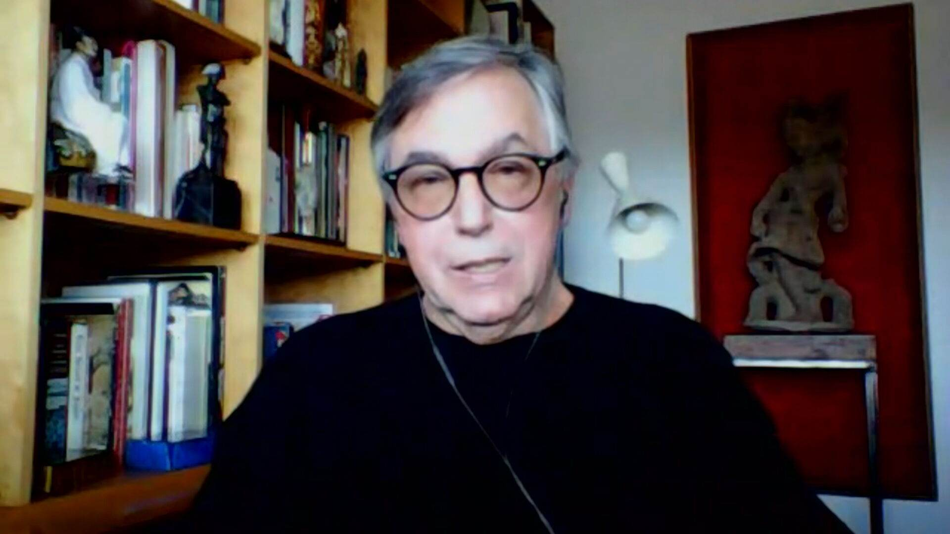 Fausto Godoy, ex-embaixador do Brasil em Tóquio (25.Jul.2021)