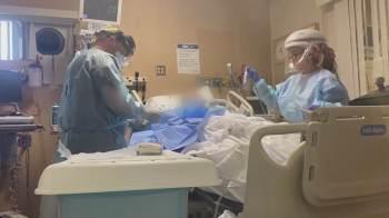 À CNN Rádio, Márcio Covas Moschovas, que atua em hospital do estado norte-americano, disse que 'quadro é assustador'