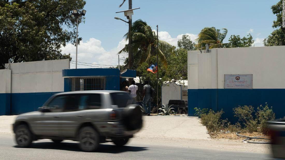 policia haiti jovenel moise