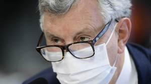 Renan inclui Heinze na lista de indiciados do relatório final da CPI