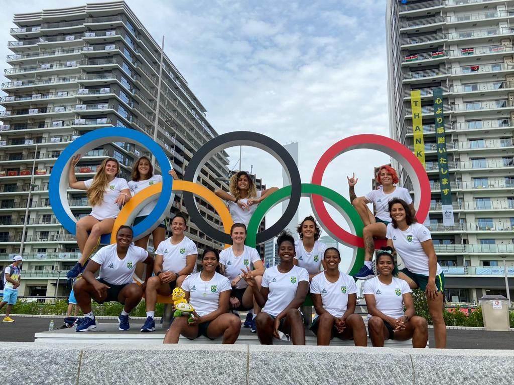 Seleção brasileira feminina de rugby