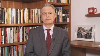 No quadro Liberdade de Opinião, jornalista analisou posição do governo federal com oficialização do Centrão no Palácio do Planalto