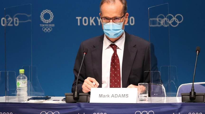 Porta-voz do COI, Mark Adams disse que órgão 'pode fazer mais' pela saúde mental dos atletas