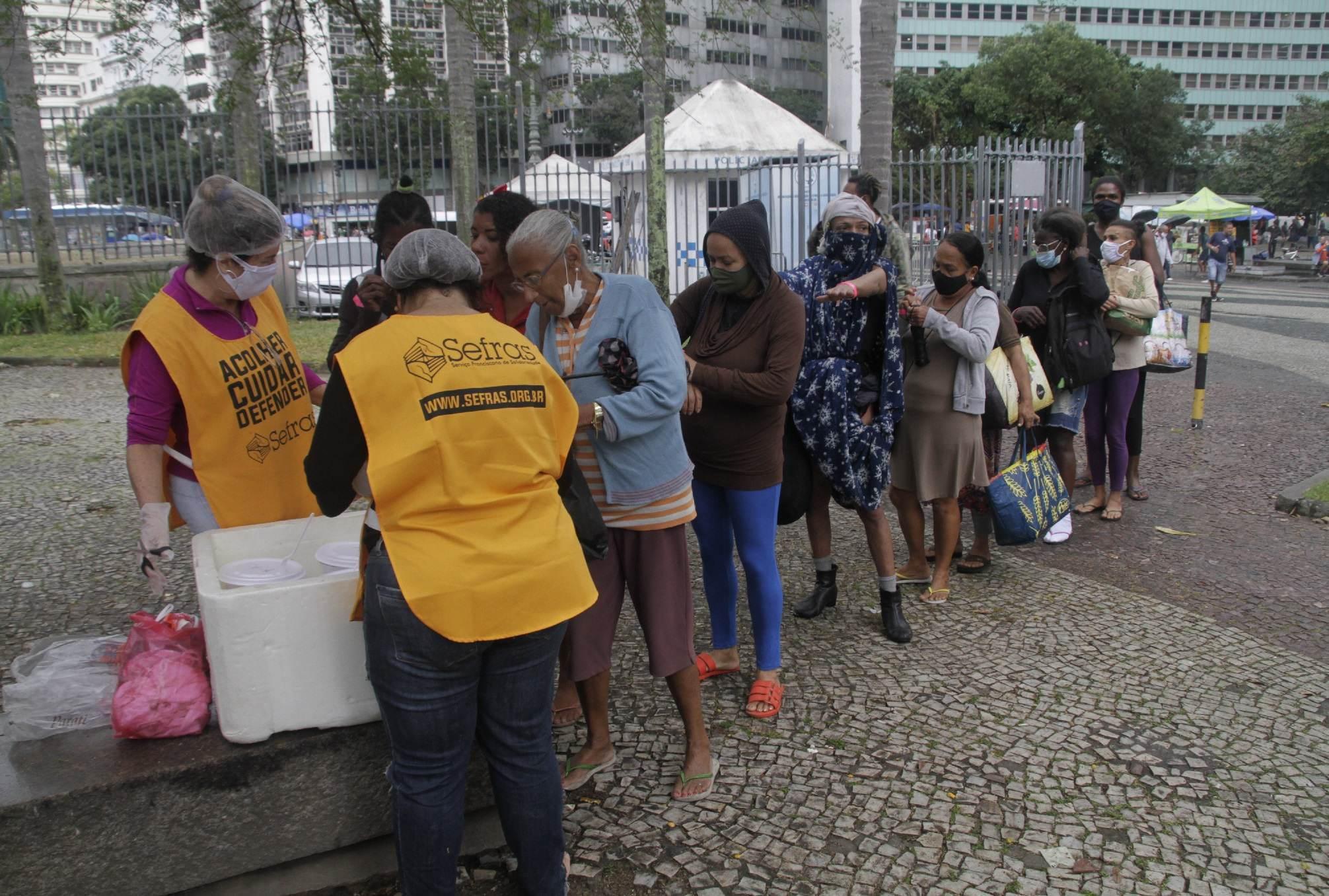Frio no Rio de Janeiro