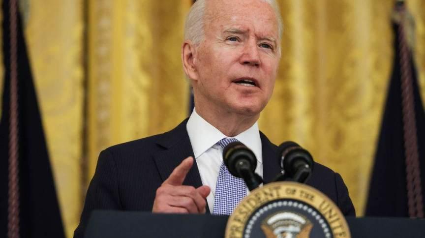 """O presidente dos EUA, Joe Biden, enviou mais soldados ao Afeganistão para uma """"retirada segura"""" do país"""