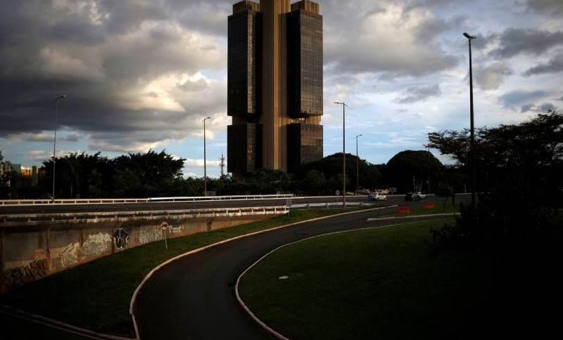 Prédio do Banco Central em Brasília 20/03/2020