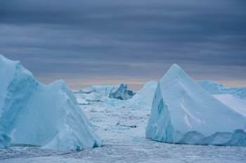Em 2019, a Groenlândia derramou cerca de 532 bilhões de toneladas de gelo no mar