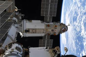 Incidente fez a ISS perder controle de altitude e perda de comunicação com astronautas russos, mas foi controlado