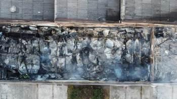 Local será vistoriado e periciado pelo Instituto de Criminalística e a Polícia Civil prosseguirá com as investigações para esclarecer as causas do incêndio