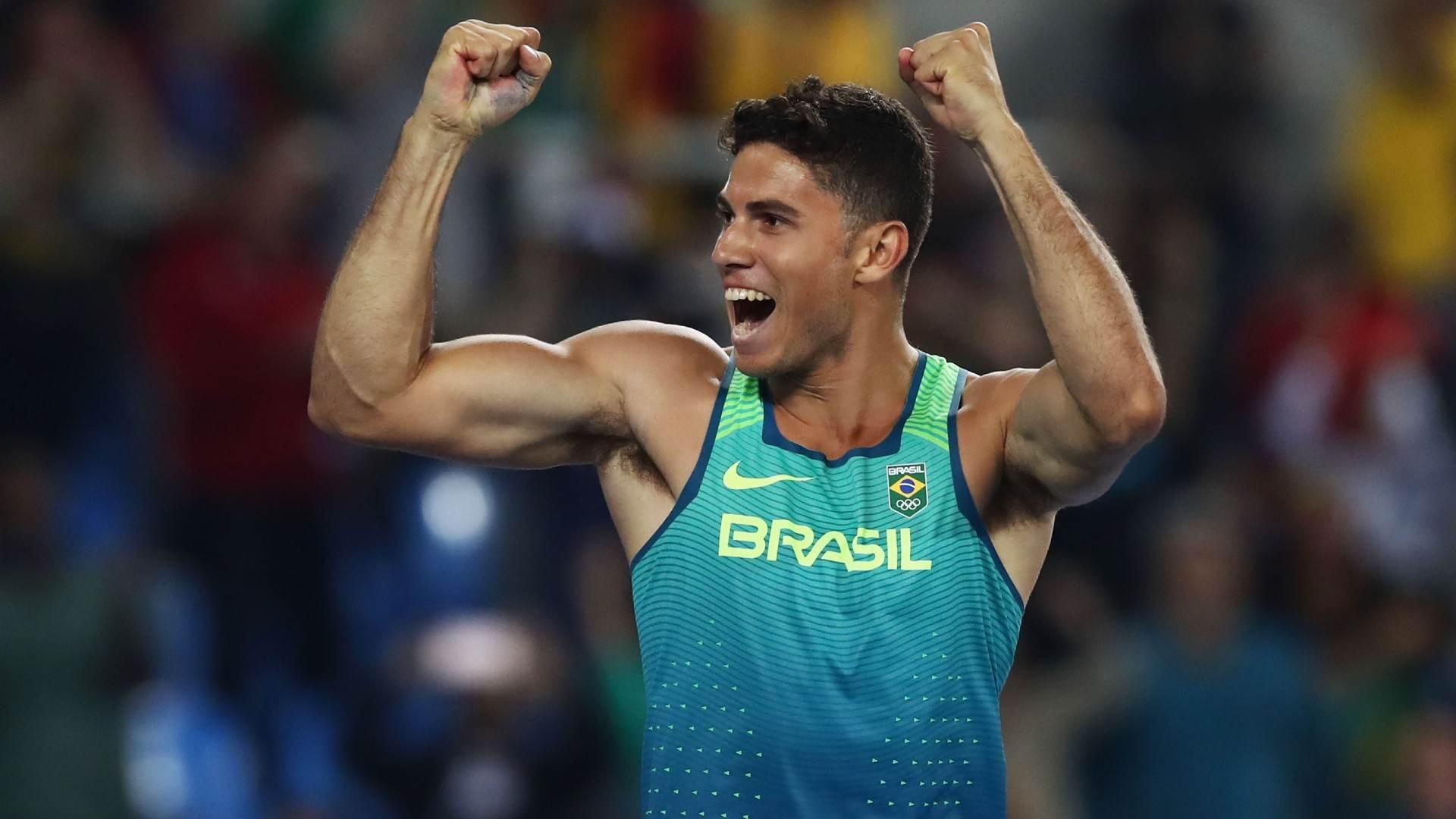 Campeão olímpico em 2016 no salto com vara, Thiago Braz estreia em Tóquio