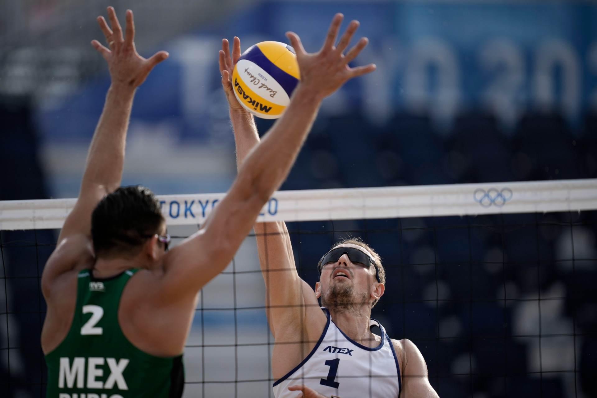 Ondrej Perusic testou positivo para Covid-19 em Tóquio,  mas se recuperou