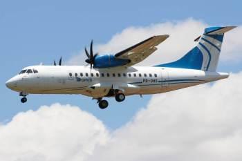 Voos exclusivos para turistas religiosos é operado pela empresa aérea carioca OMNI Aviation em parceria com agências de viagens