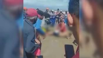 Dois ataques de tubarão foram registrados em menos de 15 dias na praia da Piedade, região metropolitana do Recife