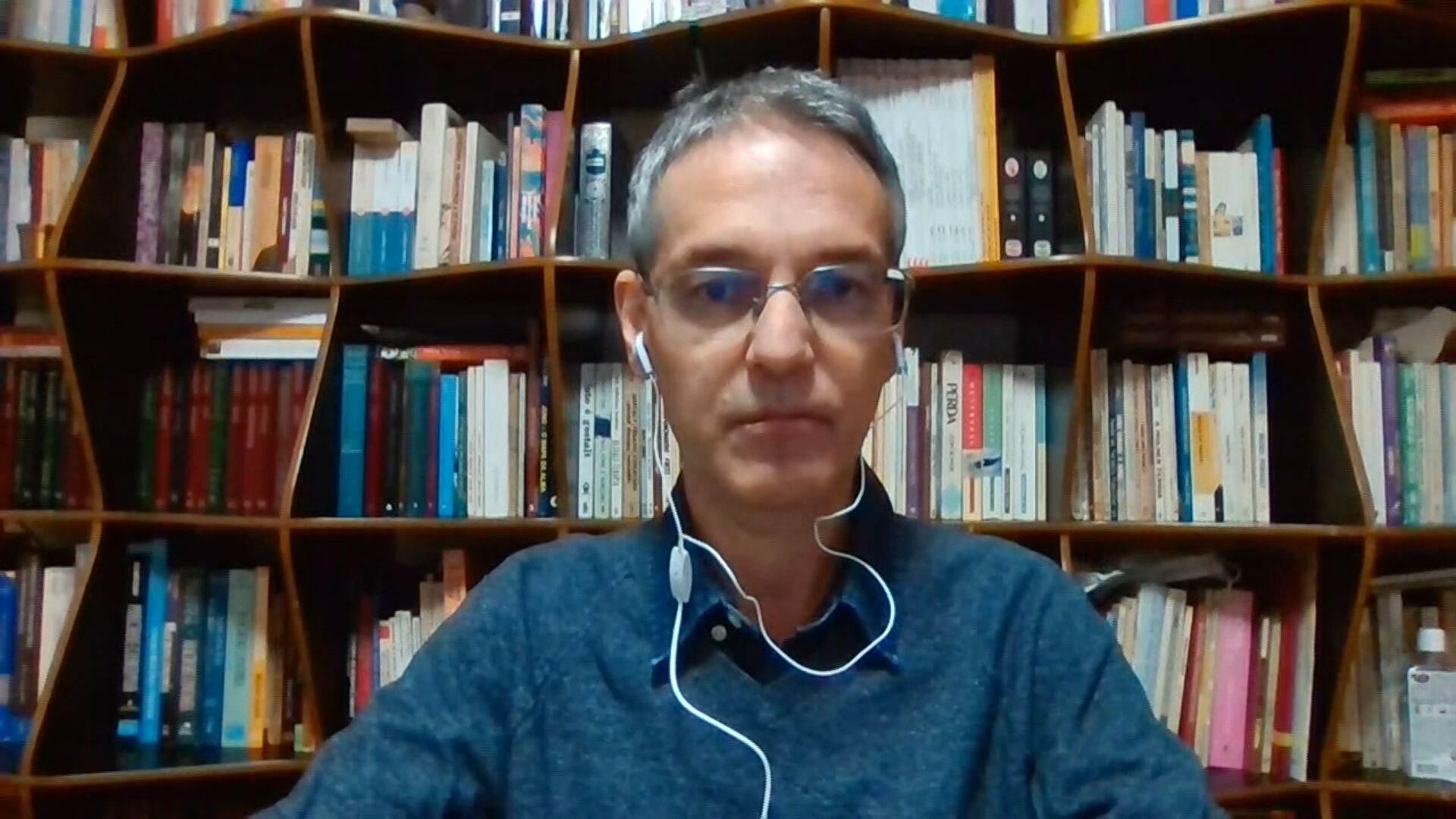 Fernando Ribeiro, economista e professor do Insper (31.Jul.2021)