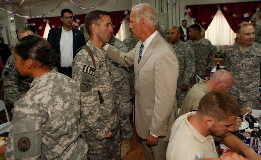 Joe Biden e Beau Biden
