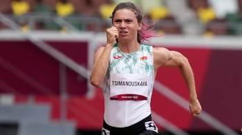 Krystsina Tsimanouskaya disse que seria mandada para casa por ter criticado seus treinadores em rede social