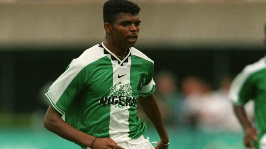 Kanu, ex-jogador da Nigéria