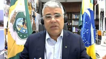 Senador Eduardo Girão (Podemos-CE) também avaliou maior espaço de atuação para o governo federal dentro da comissão após saída de Ciro Nogueira