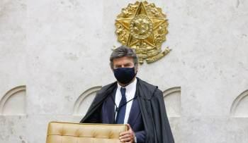 Ministro Luiz Fux disse que vai sugerir a criação de varas criminais especializadas no tema