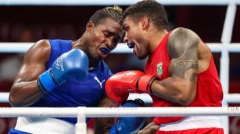 Wanderson Teixeira também foi batido por representante de Cuba e está fora do pódio