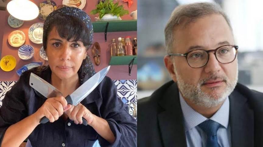 Chef baiana foi ofendida por secretário estadual de Saúde